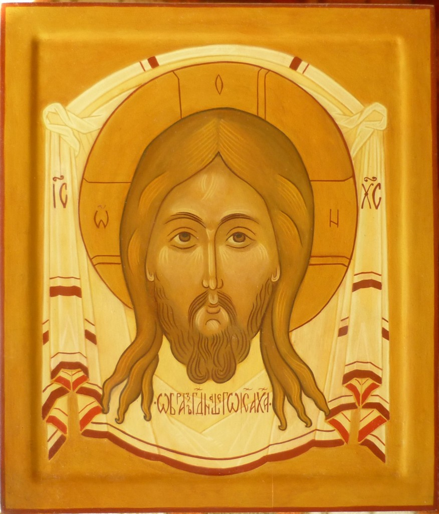 икона Спас Нерукотворный